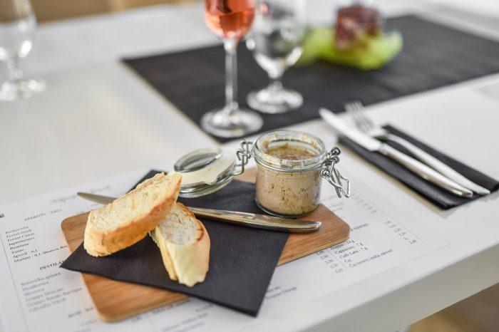 Restaurant Gracia - DUCK LIVER PÂTÉ